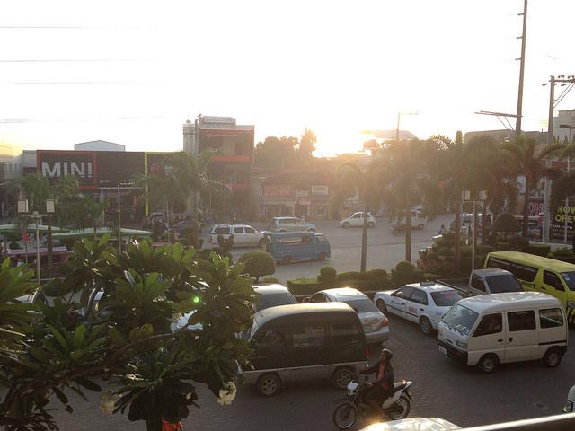 J Centre Mallからの景色