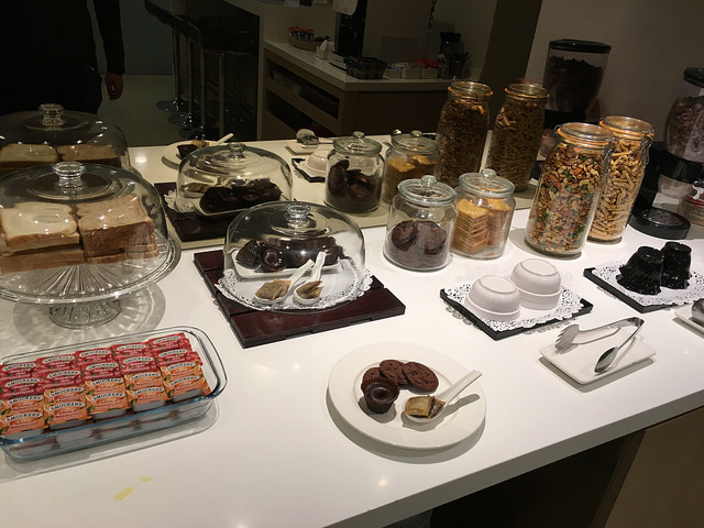 THE HAVENのお菓子