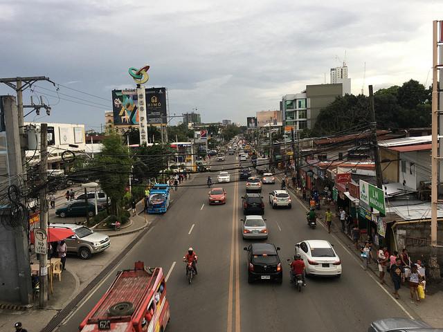 意外と移動手段豊富なフィリピン