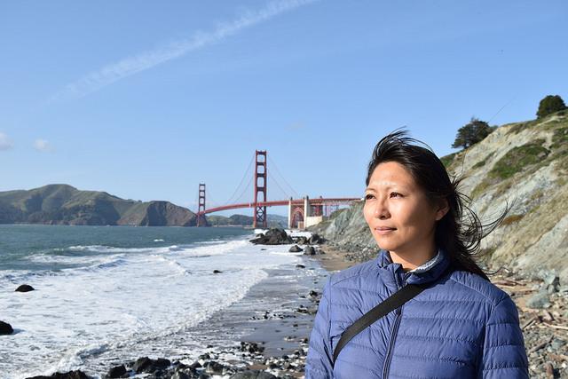 サンフランシスコから日本を見つめる